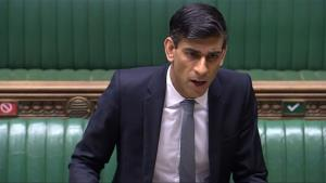 Rishi Sunak announces further business support measures