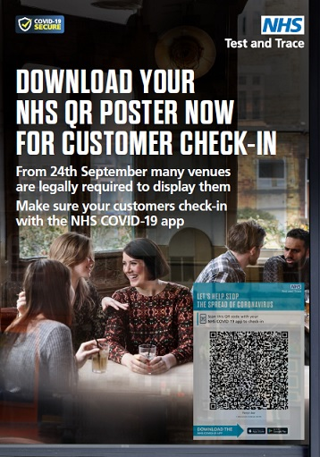 Download your NHS QR Poster PDF