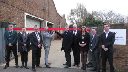 Weymouth College completes hybrid and electric motor facility upgrade
