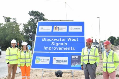 B3073 Blackwater West to benefit from major signal improvements
