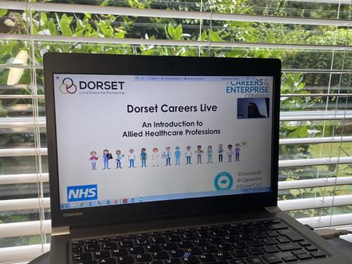 Dorset Careers Live off to a flying start