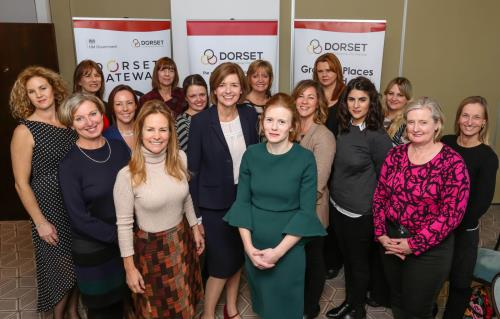 Women business leaders to help shape Dorset's economy