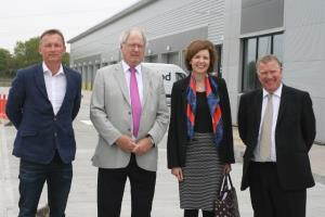 First completion at new East Dorset business park