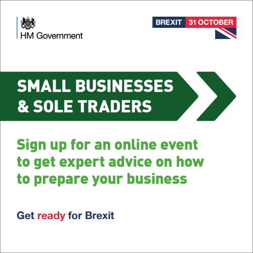 Free online Brexit Business Readiness Event