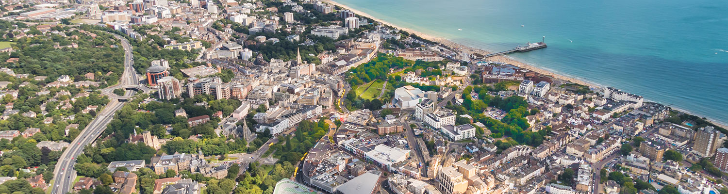 Dorset - a 21st century city by the sea