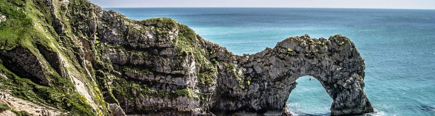 Dorset - home to outstanding coastline and countryside