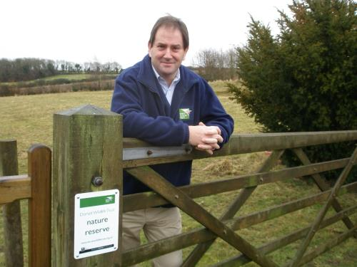 Dr Simon Cripps – Chief Executive of Dorset Wildlife Trust and Chair of the Dorset Local Nature Partnership.