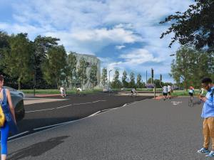 £1.6m to fund major improvements to vital economic corridor at Boundary Roundabout