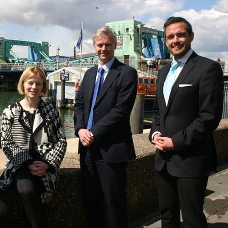 Update on major investment programme at Poole Bridge