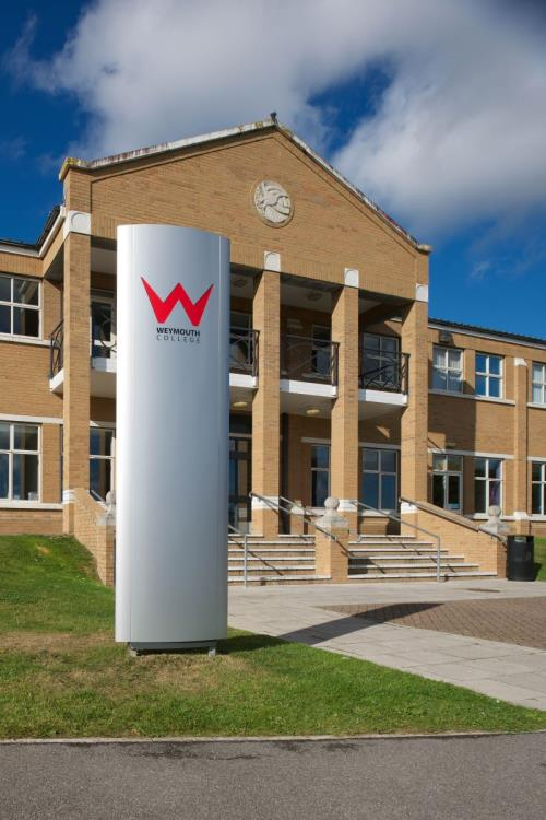 Weymouth College will undertake a £250,000 engineering upgrade to introduce hybrid and electric vehicle facilities