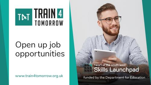 Free government-funded training courses available to 250 adults in the South West