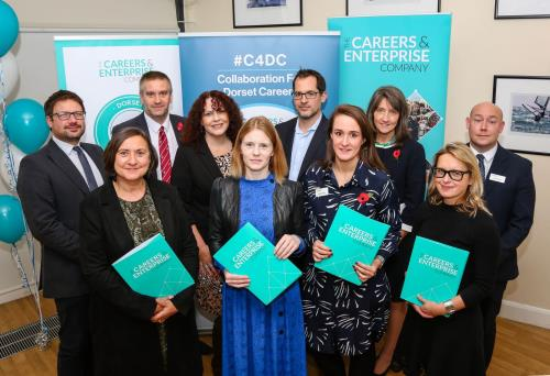 Dorset Careers Hub Launches