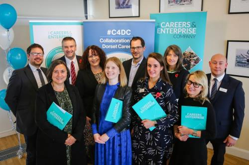 Dorset scales-up Careers Hub to help transform careers education and support skills for COVID-19 recovery